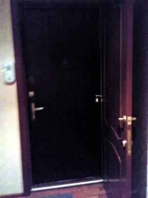 Сдвоенная входная металлическая дверь